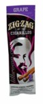 ZIG ZAG Cigarillo Grape 2Pk*