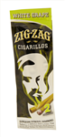 ZIG ZAG Cig White Grape 2pk*