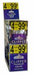 CLIPPER 4/99 Cig Grape 15/4ct