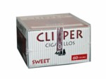 CLIPPER Cig Sweet Box 60ct