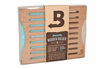 BOVEDA 4pk Cedar Holder