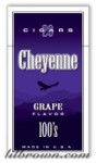 CHEYENNE Grape 100s 10/20