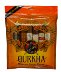 GURKHA Sampler Pack Assort 6ct