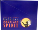 NAT AMER SPIRIT USGrown P 6ct