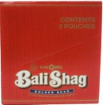 BALI SHAG Red Pouch 10ct