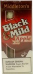 BLACK-MILD Apple 10/5pk