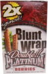 BLUNT WRAP Berries 25/2pk