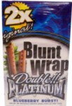 BLUNT WRAP Blueberry 25/2pk