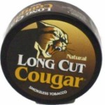 COUGAR Natural Long Cut Can