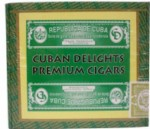 CUBAN DELIGHT Coro Rum 50ct