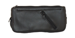 J NORMAN Brown Combo Pouch