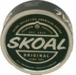 SKOAL Orig F/C Wintrgreen Can