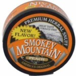 SMOKEY MTN Peach can