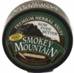 SMOKEY MTN Wintergreen Can