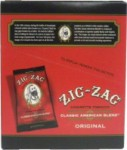 ZIG ZAG Original Red Pouch 6ct