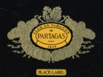 PARTAGAS Black Crystal Tube 8