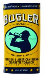 BUGLER Gold Pouch 12ct