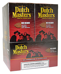 DUTCH MASTERS CigRedBer FF20/3