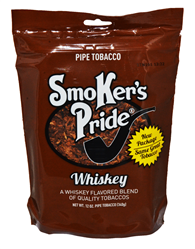 SMOKERS PRIDE Whiskey 12oz Bag