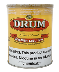 DRUM Gold Can