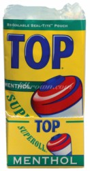 TOP SuperRoll Ment Pouch 12ct