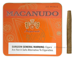 MACANUDO Insp Orange Mini Pack