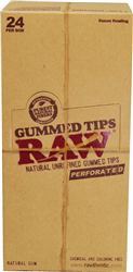 RAW Perforated Gummed Papers24