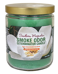 SMOKE ODOR Candle Southern Mag
