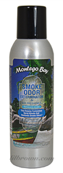 SMOKE ODOR Spray MontegoBay7oz