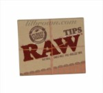 RAW Nat Pre-Rolled Tips Single