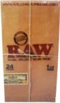 RAW 1.25 Nat Unbleached 24ct